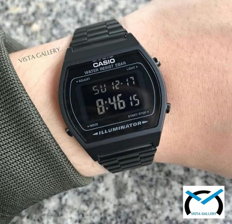 ساعت کاسیو casio مدل B640 black
