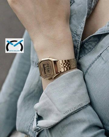 ساعت کاسیو casio مدل La680 rosgold