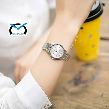 ساعت کاسیو casio زنانه ltp1183 silver