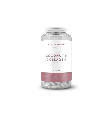 قرص کوکونات کلاژن مای ویتامینز 60 عددی