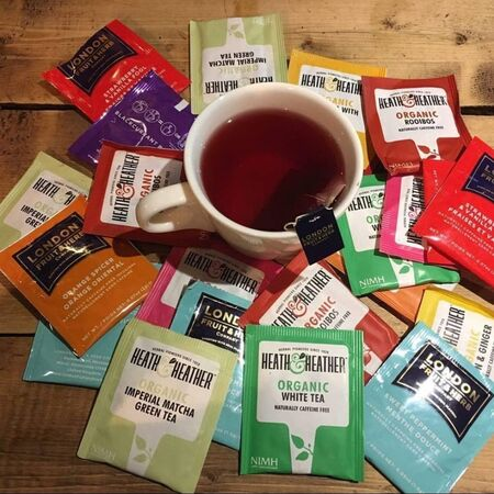 چایی میوه ای انگلیسی