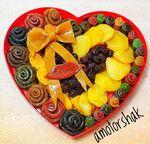 رزباکس قلبی تزئینی