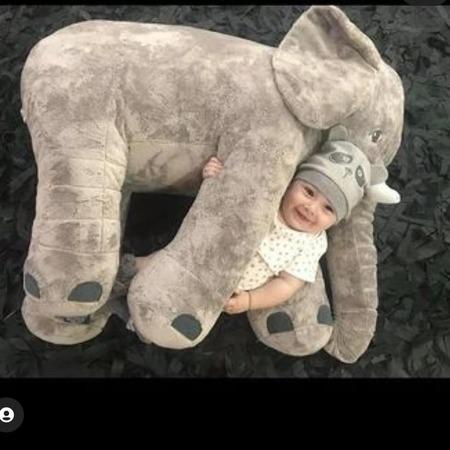فیل بالشی کودک