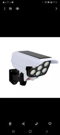 چراغ خورشیدی دیوارکوب طرح دوربین