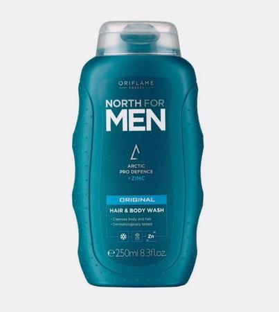 North For Men Original Hair Body Wa