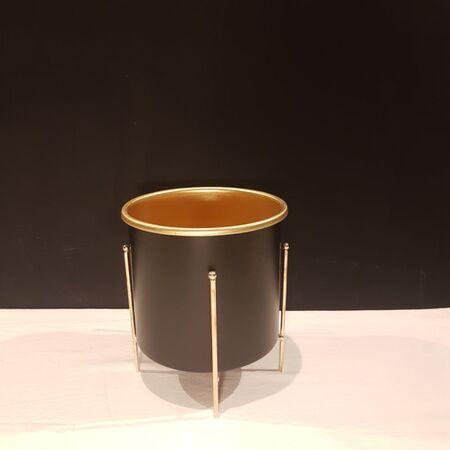 پایه گلدان فلزی قطر 16
