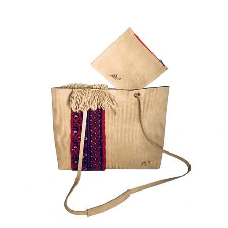 کیف چرمی زنانه T3